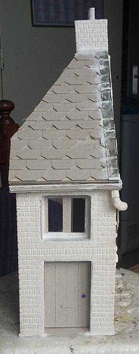 La Petite Maison - 1/35 - Scratch 21090709330126089317558079