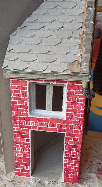 La Petite Maison - 1/35 - Scratch 21091002582326089317562421