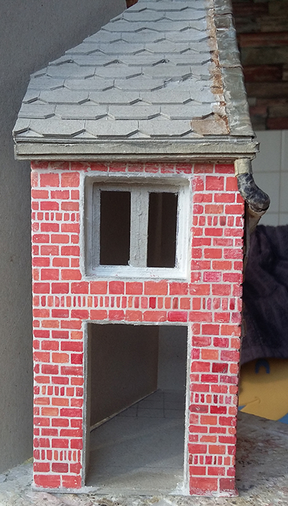 La Petite Maison - 1/35 - Scratch 21091002585126089317562424