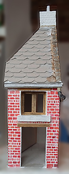 La Petite Maison - 1/35 - Scratch 21091003115126089317562432
