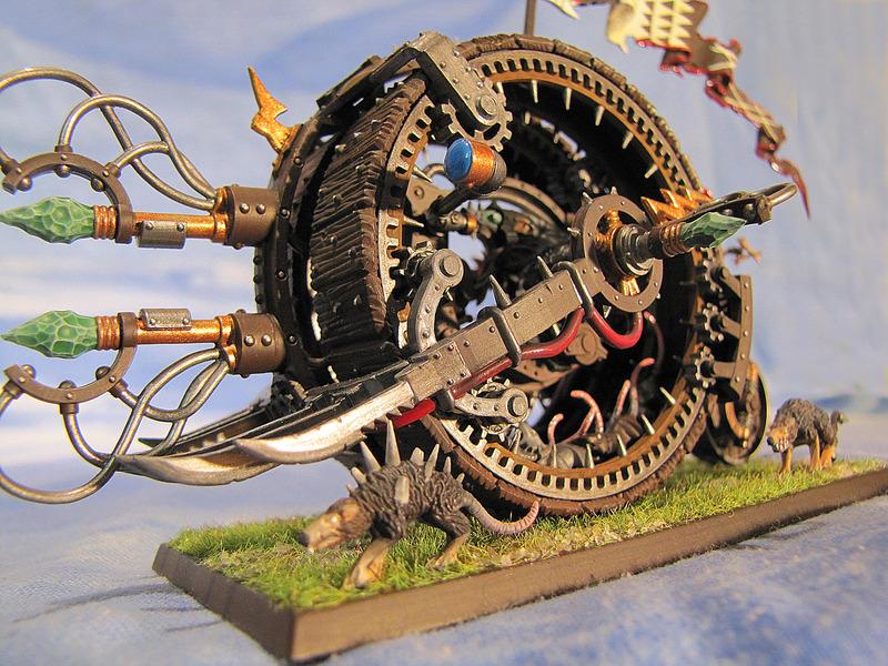 Dreadfleet : des navires dans le monde de Warhammer 21091609455523648417570115