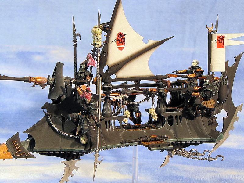 Dreadfleet : des navires dans le monde de Warhammer 21091609460223648417570117