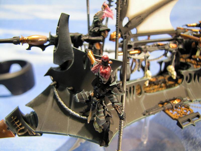 Dreadfleet : des navires dans le monde de Warhammer 21091609460323648417570118