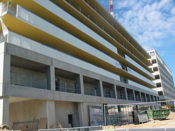 betonnage massif avenue de Lattre de Tassigny 21091903445426056517575379