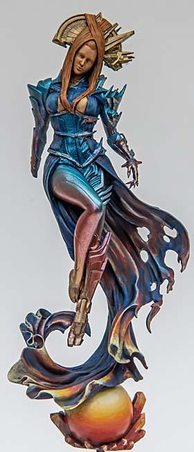 Perséphone, la Déesse des Enfers 70 mm 21092006514814703417578013