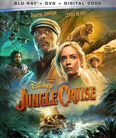 Jungle Cruise (2021) 1080p BluRay x265 HEVC 10bit AAC 7.1-Tigole