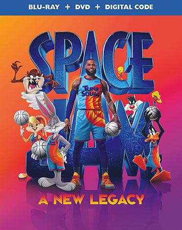 Space Jam A New Legacy (2021) 1080p BluRay x265 HEVC 10bit AAC 7.1-Tigole