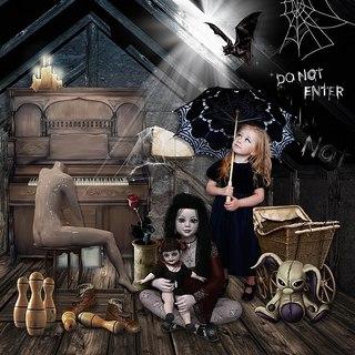 MYSTERIOUS HOUSE - lundi 4 octobre / monday october 4th 21100708042319599817603709