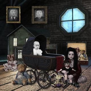 MYSTERIOUS HOUSE - lundi 4 octobre / monday october 4th 21100708050119599817603712