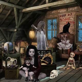 MYSTERIOUS HOUSE - lundi 4 octobre / monday october 4th 21100708053419599817603718
