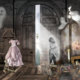 MYSTERIOUS HOUSE - lundi 4 octobre / monday october 4th 21100708054419599817603719