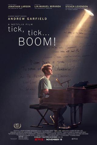 Tick, Tick...Boom! (2021)