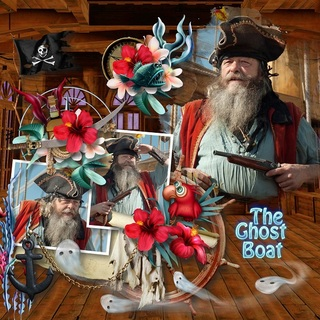 THE GHOST BOAT - lundi 11 octobre / monday october 11th 21101109474319599817611071