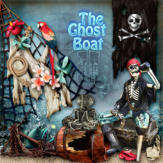 THE GHOST BOAT - lundi 11 octobre / monday october 11th 21101109474919599817611074