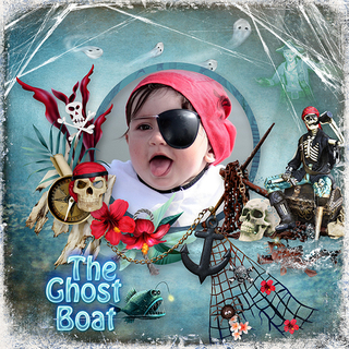THE GHOST BOAT - lundi 11 octobre / monday october 11th 21101109475219599817611075
