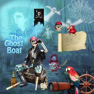 THE GHOST BOAT - lundi 11 octobre / monday october 11th 21101109480119599817611077