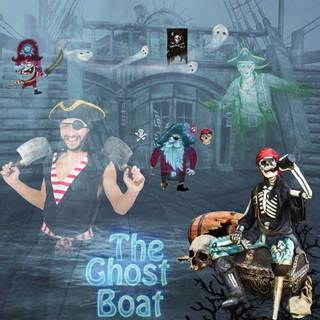 THE GHOST BOAT - lundi 11 octobre / monday october 11th 21101109480219599817611079