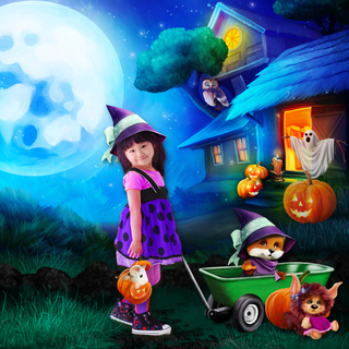 HALLOWEEN WITH THE FRIENDS OF THE FOREST - jeudi 14 octobre / thursday october 14th 21101508324919599817616712