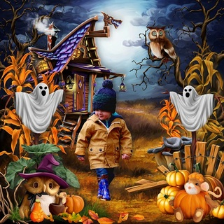 HALLOWEEN WITH THE FRIENDS OF THE FOREST - jeudi 14 octobre / thursday october 14th 21101508325419599817616713