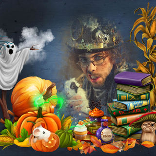 HALLOWEEN WITH THE FRIENDS OF THE FOREST - jeudi 14 octobre / thursday october 14th 21101508325719599817616714