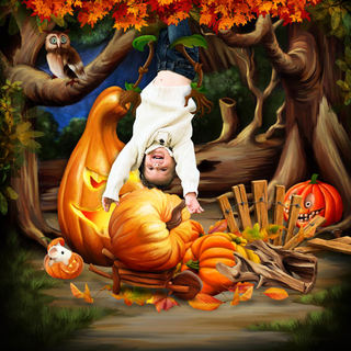 HALLOWEEN WITH THE FRIENDS OF THE FOREST - jeudi 14 octobre / thursday october 14th 21101508325919599817616716