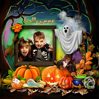 HALLOWEEN WITH THE FRIENDS OF THE FOREST - jeudi 14 octobre / thursday october 14th 21101508331119599817616721
