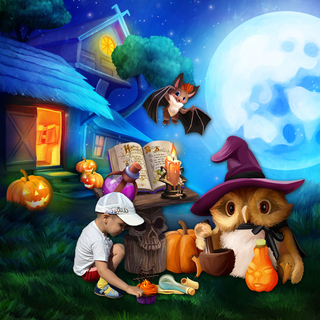 HALLOWEEN WITH THE FRIENDS OF THE FOREST - jeudi 14 octobre / thursday october 14th 21101508331819599817616723